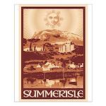 Summerisle Small Poster