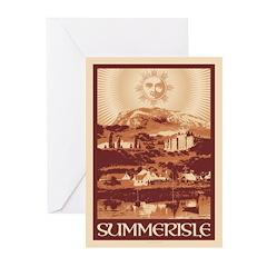 Summerisle Greeting Cards