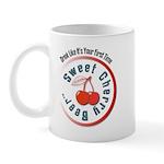 Sweet Cherry Beer Mug