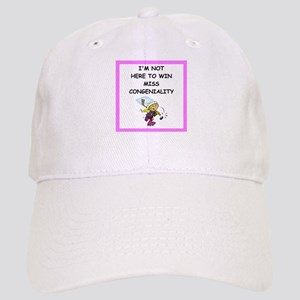 hockey Baseball Cap