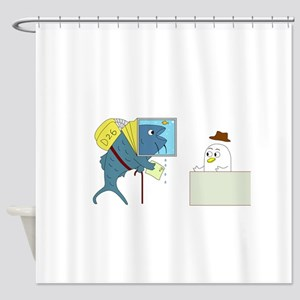 Special Customer Shower Curtain