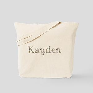 Kayden Seashells Tote Bag