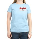 Navy Major Baby Women's Light T-Shirt