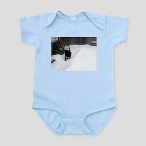 Snow Path Body Suit