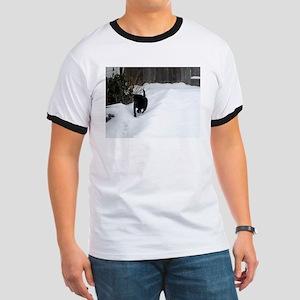 Snow Path T-Shirt
