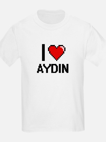 I Love Aydin T-Shirt