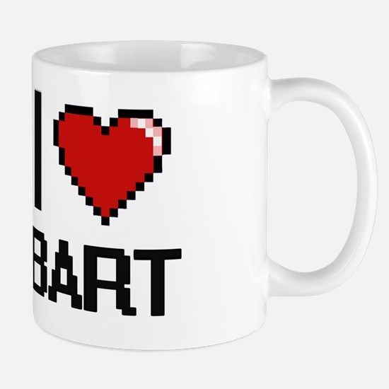 Funny Bart Mug