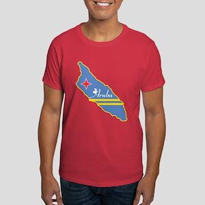 Cool Aruba Dark T-Shirt