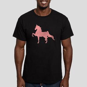 American Saddlebred - Pink pattern T-Shirt
