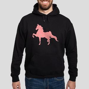 American Saddlebred - Pink pattern Hoodie