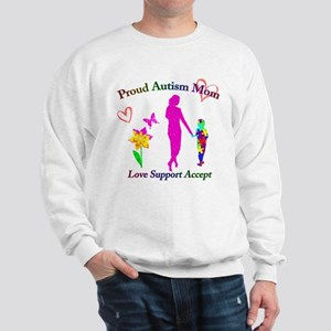 Proud Autism Mom Sweatshirt
