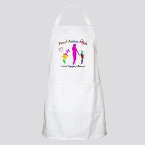 Proud Autism Mom Apron