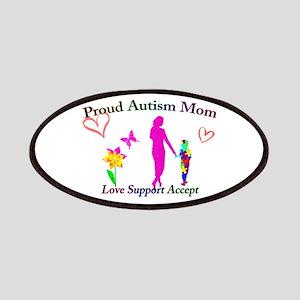 Proud Autism Mom Patch