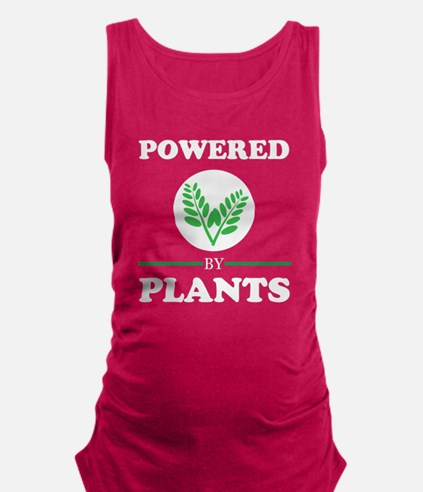 Powered By Plants Maternity Tank Top
