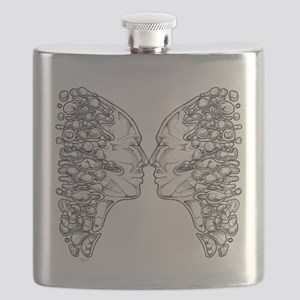 Surreal Confrontation Flask