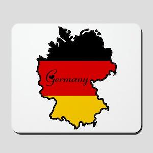 Cool Germany Mousepad