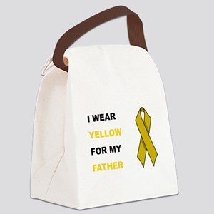 MY FATHER Canvas Lunch Bag
