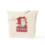 Gil T. on WAKO tote bag