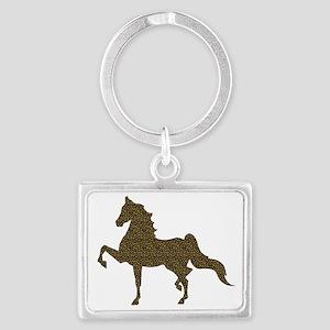 American Saddlebred - Leopard Keychains