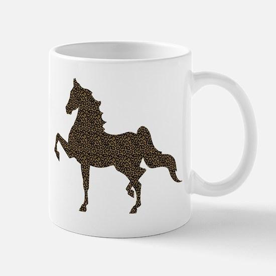 American Saddlebred - Leopard Mugs