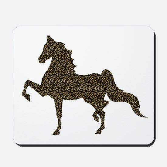American Saddlebred - Leopard Mousepad