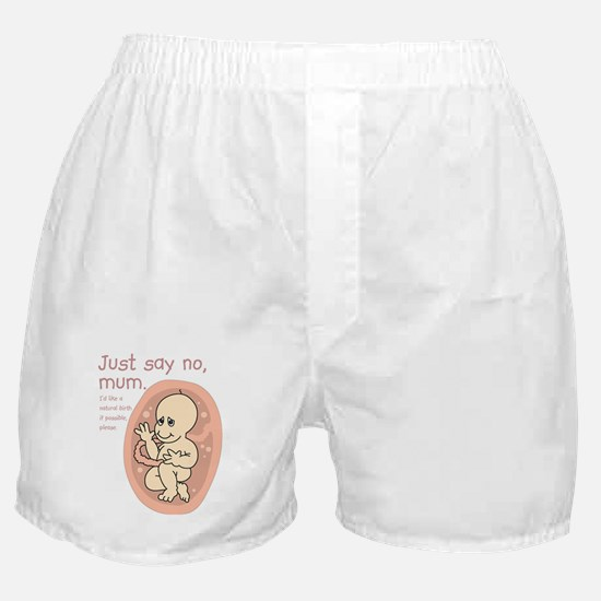 Unique Trying conceive Boxer Shorts