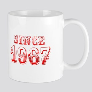 SINCE 1967-Bod red 300 Mugs