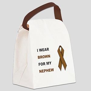 MY NEPHEW Canvas Lunch Bag