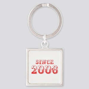 SINCE 2006-Bod red 300 Keychains