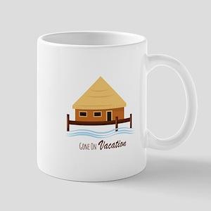 Gone on Vacation Mugs