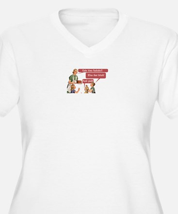 Cake Time Fun Plus Size T-Shirt