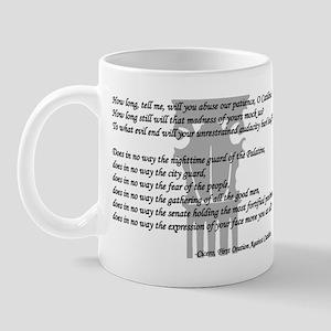 """""""How long, tell me..."""" Mug"""