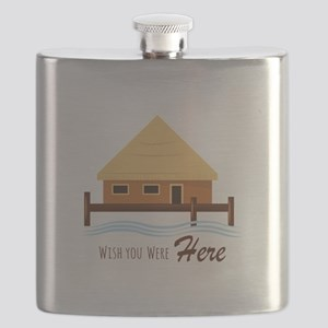 Vacation is Calling Flask