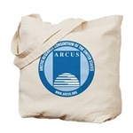 Circle Design Tote Bag (double-Sided Printing)