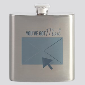Youve Got Mail Flask