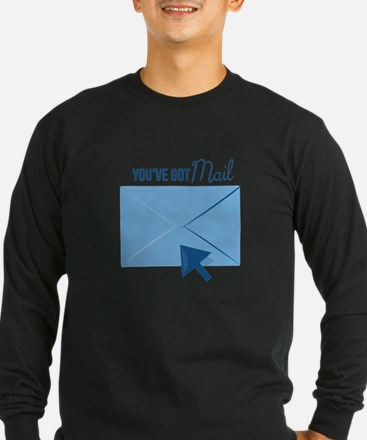 Youve Got Mail Long Sleeve T-Shirt