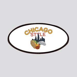 Chicago Style Patch