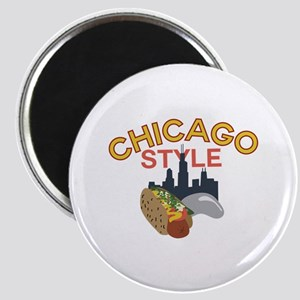 Chicago Style Magnets