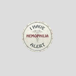 HEMOPHILIA Mini Button