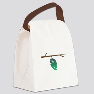 Butterfly Cocoon Canvas Lunch Bag