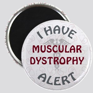 MUSCULAR DYSTROPHY Magnet