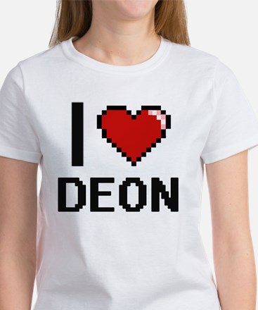 I Love Deon T-Shirt