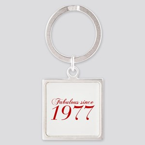 Fabulous since 1977-Cho Bod red2 300 Keychains