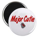 Navy Major Cutie Magnet