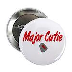 Navy Major Cutie Button