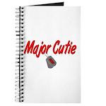 Navy Major Cutie Journal