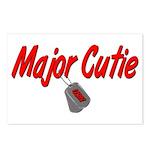 Navy Major Cutie Postcards (Package of 8)