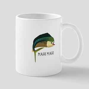 MAHIMAHI FISH Mugs
