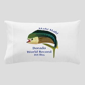 WORLD RECORD MAHI MAHI Pillow Case