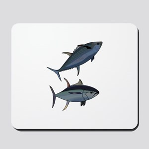 TUNA FISH Mousepad